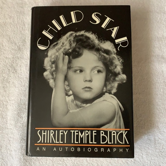 NEW 1988 Shirley Temple Black Autobiography BOOK